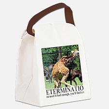 DETERMINATION1 Canvas Lunch Bag