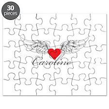 Angel Wings Caroline Puzzle