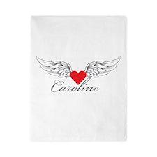 Angel Wings Caroline Twin Duvet