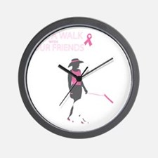 AwalkWithFriends Wall Clock