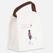 AwalkWithFriends Canvas Lunch Bag