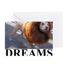 DREAMS1 Greeting Card