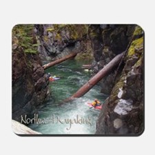 00cover-kayaking Mousepad