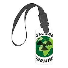 GlobalWarning Luggage Tag