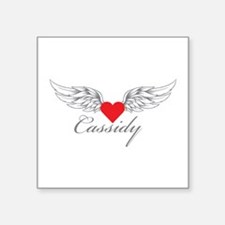 Angel Wings Cassidy Sticker