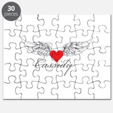 Angel Wings Cassidy Puzzle