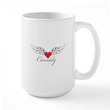 Angel Wings Cassidy Mugs