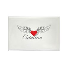 Angel Wings Catalina Magnets
