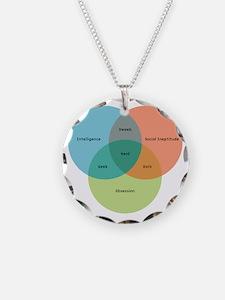venn-diagram-alt Necklace