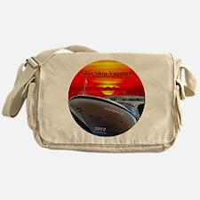 Star Ship Voyagers -  2012 Logo Desi Messenger Bag