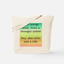 strangercandy_ipad Tote Bag