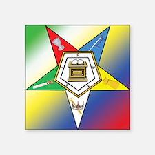 """OES 459_ipad_case copy Square Sticker 3"""" x 3"""""""