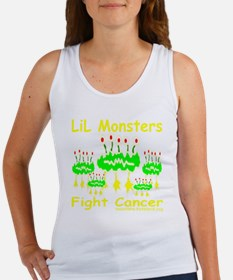 LiL_Monsters_transparent Women's Tank Top