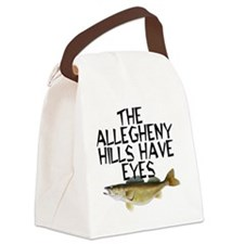 hillshaveeyes Canvas Lunch Bag