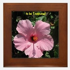 A gift to treasure 8 x 10 Framed Tile