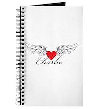 Angel Wings Charlie Journal