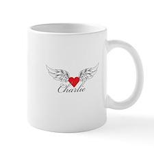 Angel Wings Charlie Mugs