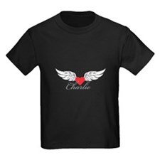 Angel Wings Charlie T-Shirt