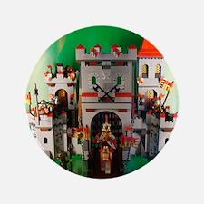 """Lego-Castle-DSC05150 3.5"""" Button"""