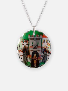 Lego-Castle-DSC05150 Necklace