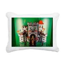 Lego-Castle-DSC05150 Rectangular Canvas Pillow