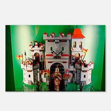 Lego-Castle-DSC05150 Postcards (Package of 8)