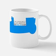 car shirt Mug
