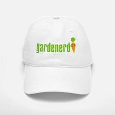 gardenerdwRTM_transparent_dark Baseball Baseball Cap