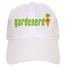 gardenerdwRTM_transparent_dark Baseball Cap