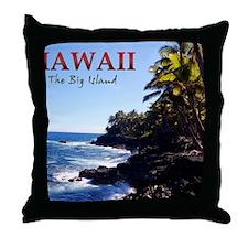 Hawaii_Cover Throw Pillow