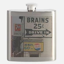 BRAINS 12x13.6 Flask