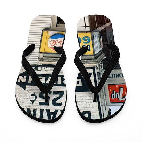 BRAINS 12x13.6 Flip Flops
