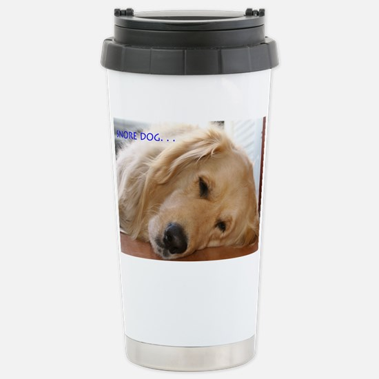 baileysnore Stainless Steel Travel Mug
