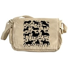horsesmix Messenger Bag