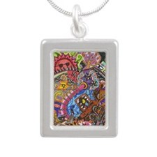 IMG_0002 Silver Portrait Necklace