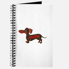 Pretzel Love Pup Journal
