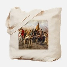 migrationsmallposter Tote Bag