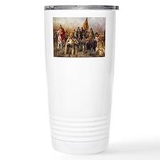migrationsmallposter Thermos Mug