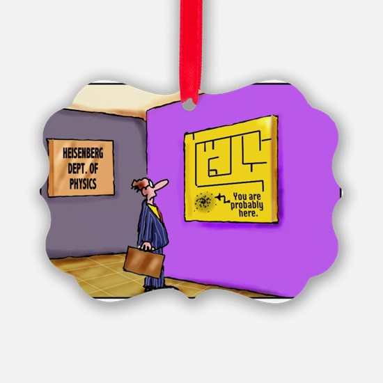 heisenberg Ornament
