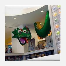 Lego-Dragon01_DSC05145 Tile Coaster