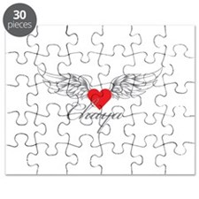 Angel Wings Chaya Puzzle
