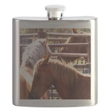 Father and Son 2 Flask