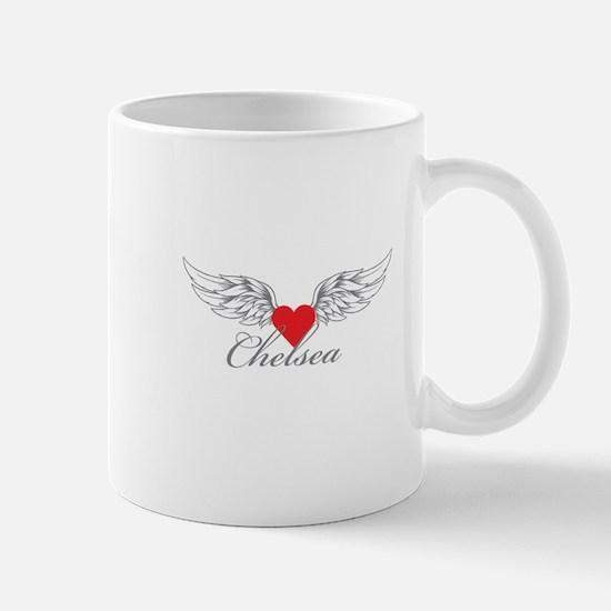 Angel Wings Chelsea Mugs