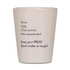 prius2 Shot Glass