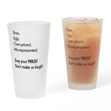 prius2 Drinking Glass