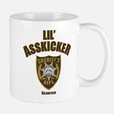 Walking Dead Lil Asskicker Mug