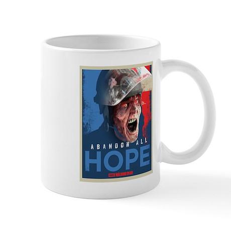 Walking Dead Abandon Hope Mug