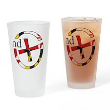 MGS_logo_light Drinking Glass