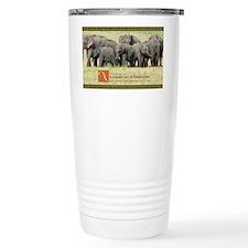 elephantsLogo10 Travel Mug