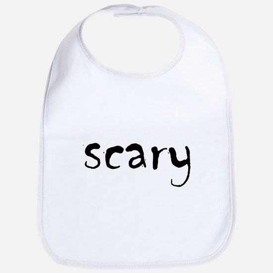 Scary Bib